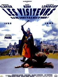 TBD I don't recall the movie well enough to give it a grade, The Visitors is a cult comedy revolving a couple of medieval heroes transported into modern day (90s) France through a magic spell. Hilarity ensues.